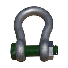 Green Pin Shackles